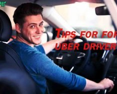 tips for uber driver