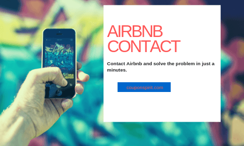 Airbnb contact, Airbnb contact