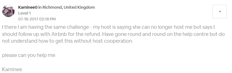 Airbnb Host Cancellation Policy During Stay