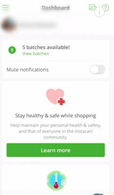 How to make money as Instacart Shopper