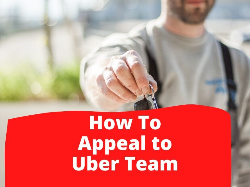 Uber Account Disabled?