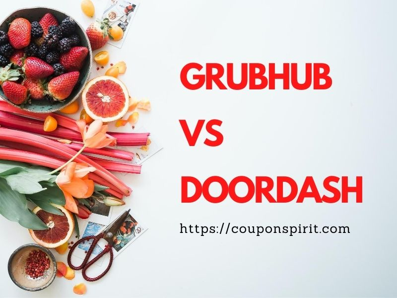GrubHub vs. Doordash | The Hunger Games