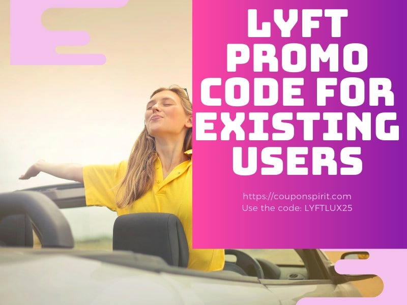 Exclusive Lyft Promo Code for Existing Users