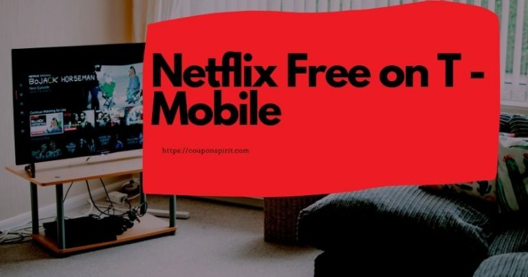 Netflix Free On T Mobile