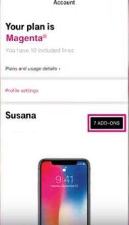 Netflix Setup in t-Mobile 4