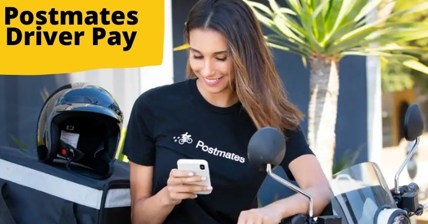 Postmates Driver Pay