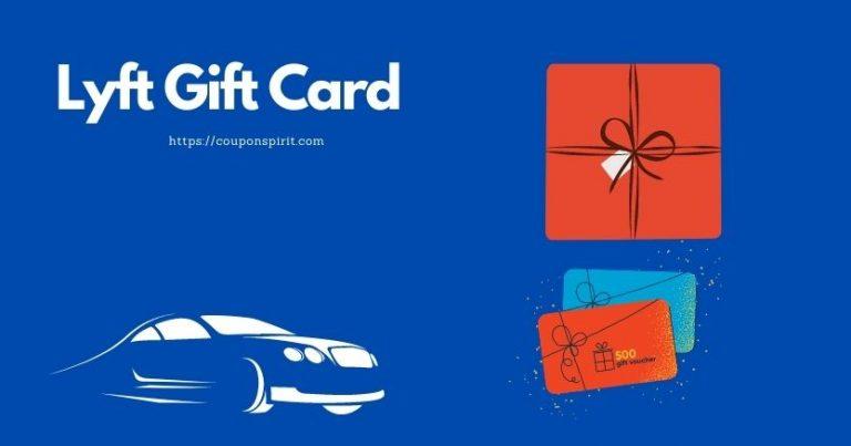 Where to Buy Lyft Gift Card?