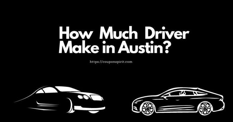 Uber Austin Driver Pay
