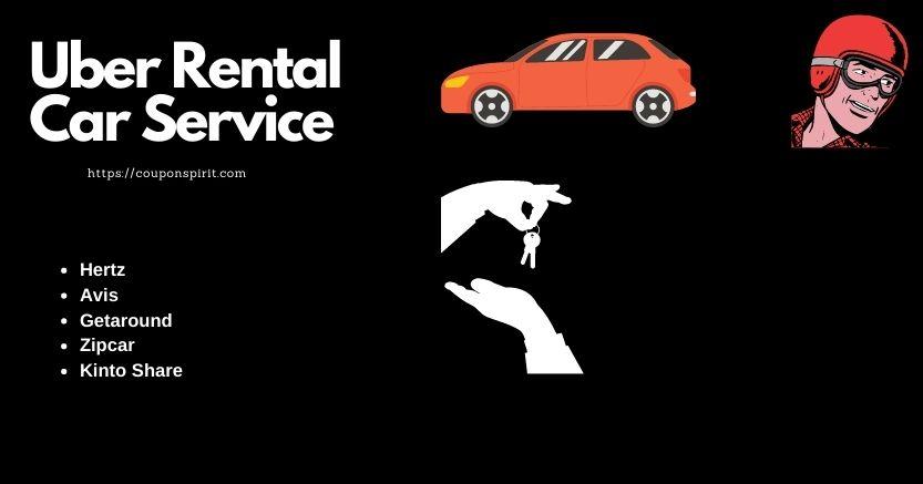 5 Best Uber Rental Car Service Program