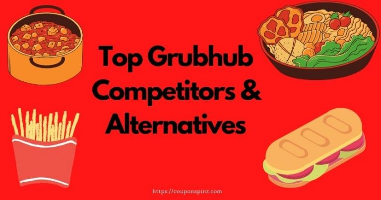3 Top Grubhub Alternatives & Competitors